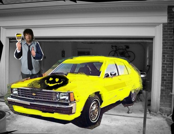 ERIC-HAPPY CAR