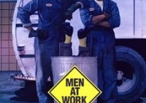 men at work movie poster