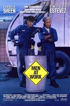 men at work movie poster